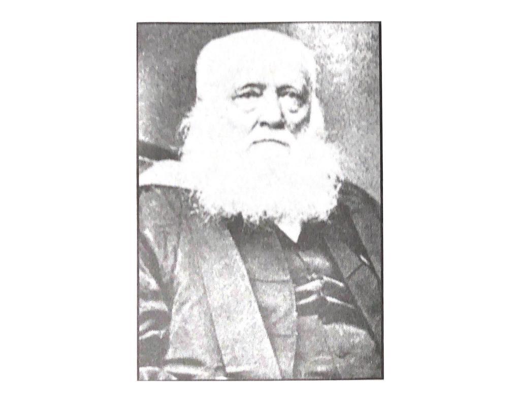 Portrait of the namesake of Rolph Township, the Honourable John Rolph