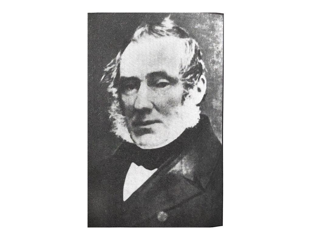 Portrait of the namesake of McKay Township, Thomas McKay